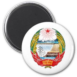 North Korea Coat Of Arms Refrigerator Magnet