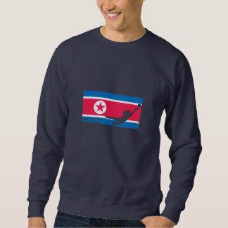 North Korea Flag DPR Cup T-Shirt