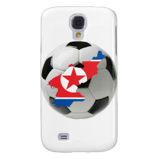 North Korea football soccer Samsung Galaxy S4 Covers