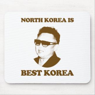 North Korea is best Korea Mouse Mat