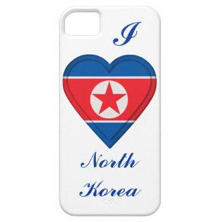 North Korea Korean flag iPhone 5 Case
