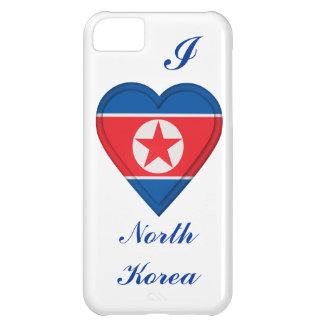 North Korea Korean flag iPhone 5C Case