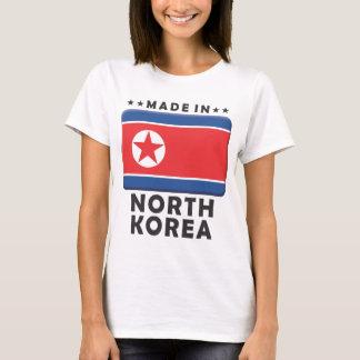 North Korea Made T-Shirt