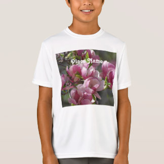 North Korea Magnolia T-Shirt