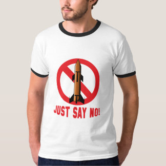 North Korea Missile Rocket Crisis T-Shirt