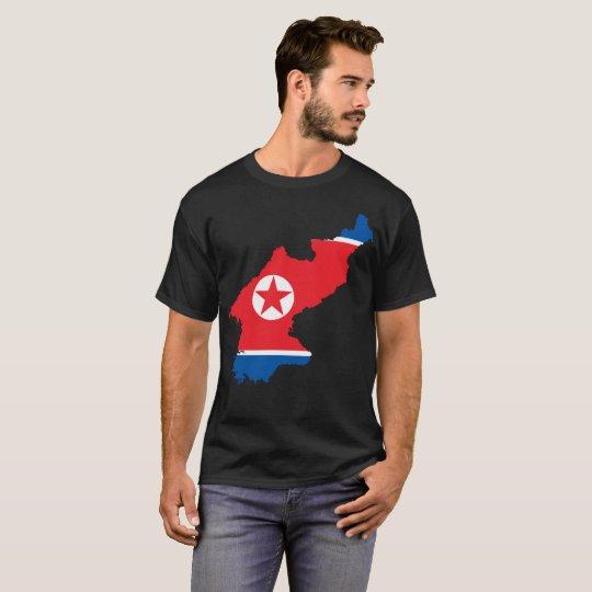 North Korea Nation T-Shirt