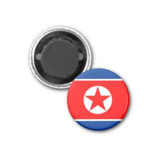North Korea Refrigerator Magnet