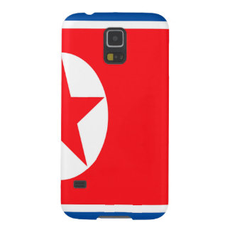 North Korean Flag Cases For Galaxy S5