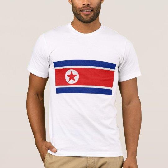 North Korea's Flag T-Shirt