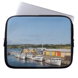 North Lake Harbour, Prince Edward Island. Laptop Sleeve
