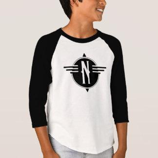 North Map Symbol Kids T Shirt