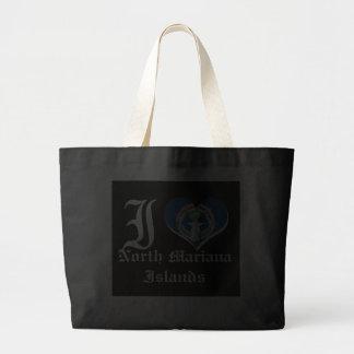 North Mariana Islands Canvas Bag