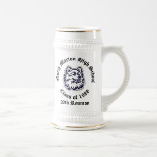 North Marion High School Class of 1988 Beer Steins