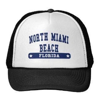 North Miami Florida College Style tee shirts Trucker Hats