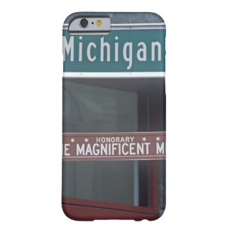 'North Michigan Avenue and The Magnificent Mile Barely There iPhone 6 Case