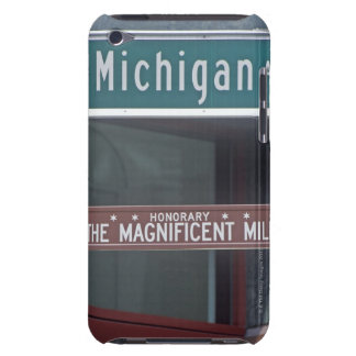 'North Michigan Avenue and The Magnificent Mile Barely There iPod Case
