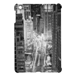 North Michigan Avenue in Chicago after winter iPad Mini Case