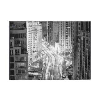 North Michigan Avenue in Chicago after winter iPad Mini Cover