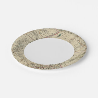 North New York City 5 7 Inch Paper Plate