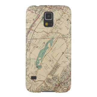 North New York City 5 Galaxy S5 Case