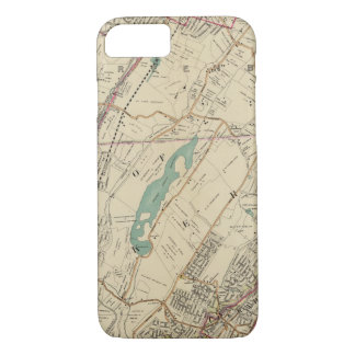 North New York City 5 iPhone 7 Case