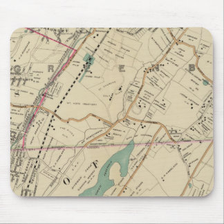 North New York City 5 Mouse Mat