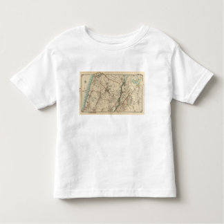 North New York City 5 Toddler T-Shirt