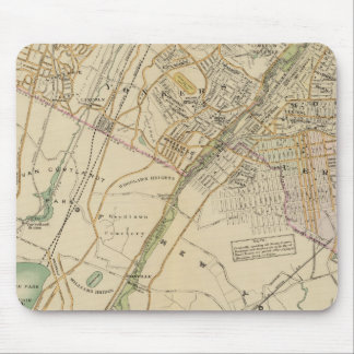 North New York City 6 Mouse Mat