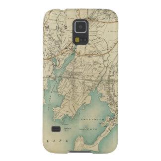 North New York City 7 Galaxy S5 Case