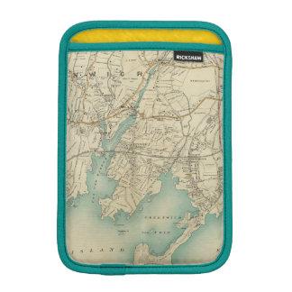 North New York City 7 iPad Mini Sleeve
