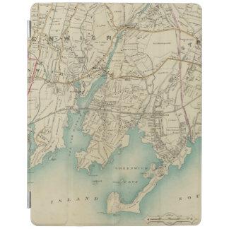 North New York City 7 iPad Smart Cover