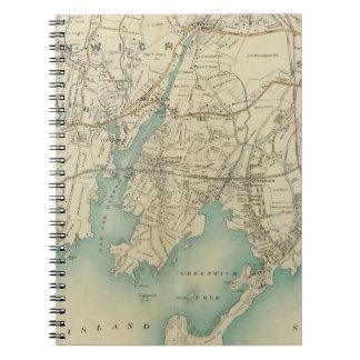 North New York City 7 Notebook