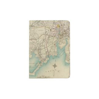 North New York City 7 Passport Holder