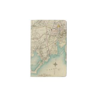 North New York City 7 Pocket Moleskine Notebook