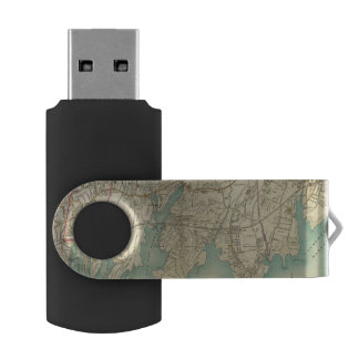 North New York City 7 USB Flash Drive