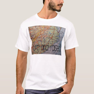 north or south carolina born and raised T-Shirt