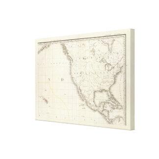 North Pacific Canvas Print