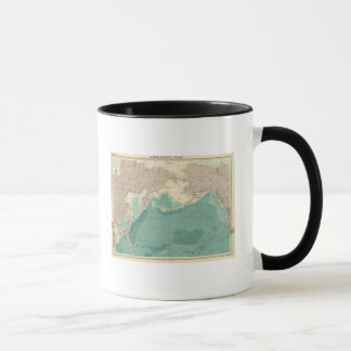 North Pacific Ocean Mug