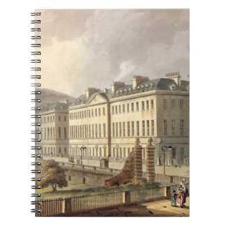 North Parade, from 'Bath Illustrated by a Series o Notebook