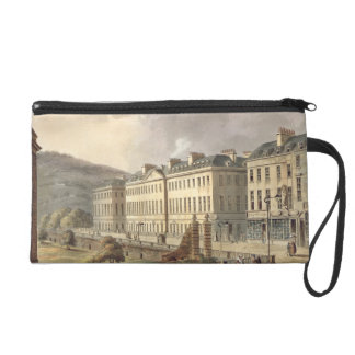 North Parade, from 'Bath Illustrated by a Series o Wristlet Clutches