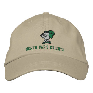 North Park Embroidered Hat