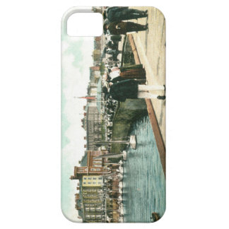 North Pier, Bridlington (1905) Mobile Phone Case