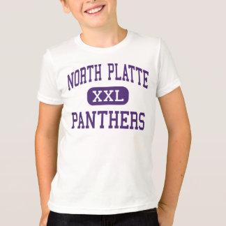 North Platte - Panthers - High - Dearborn Missouri T-Shirt