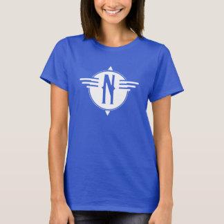 North Pointer Map Symbol Tee Shirt