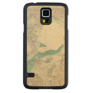 North Polar regions 2 Carved Maple Galaxy S5 Case