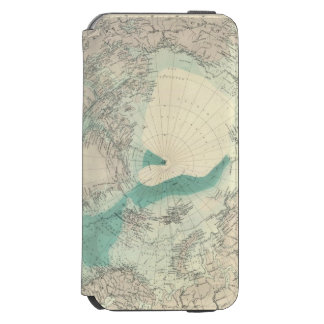 North Polar regions 2 Incipio Watson™ iPhone 6 Wallet Case