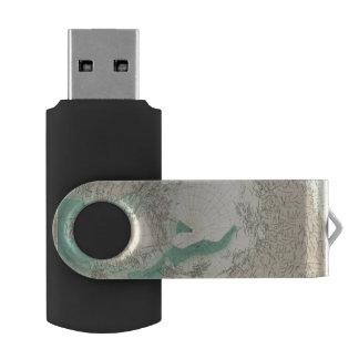 North Polar regions 2 USB Flash Drive