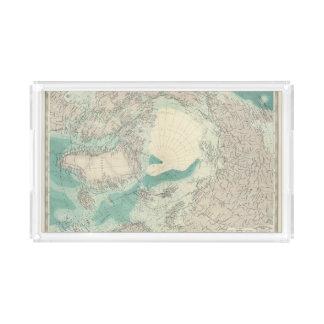 North Polar regions Acrylic Tray