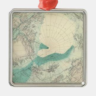 North Polar regions Christmas Ornament