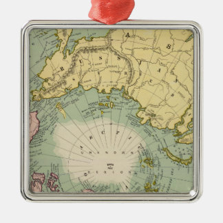 North Polar Regions Christmas Ornament